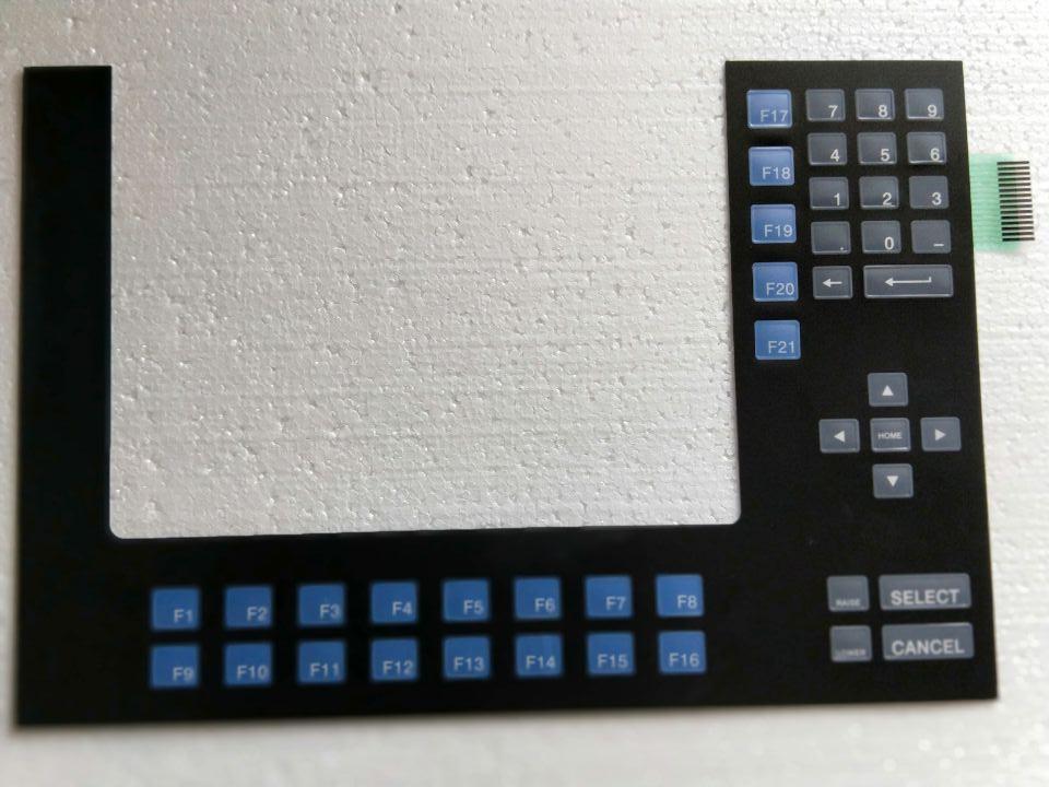 Allen Bradley 2711E K14C6 Membrane keypad for HMI Panel repair do it yourself New Have in
