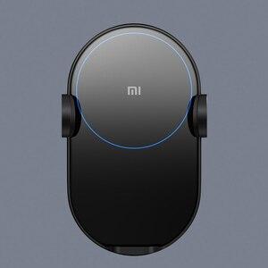 Image 3 - Xiaomi Mi chargeur de voiture sans fil 20W Max Qi chargeur de voiture sans fil avec capteur infrarouge Intelligent charge rapide support de téléphone de voiture