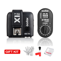 Godox X1T S 2 4G Wireless Flash TTL Flash Trigger Transmitter For Sony MI Shoe Godox