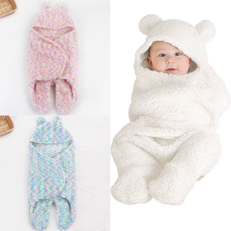 Newborn Infant Baby Boy Girl Warm Swaddle Sleeping Bag Wrap Stroller Bed Blanket встраиваемый светильник mantra formentera c0079
