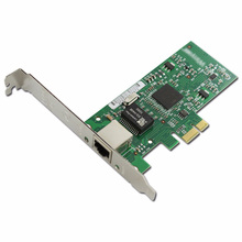 PCI-E X1 Gigabit Ethernet Network Card Adapters 1000Mbps Chipset 82573 for Intel