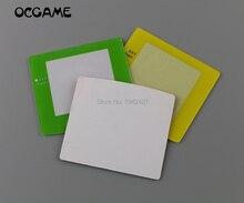 Ocgame 8 Stks/partij Hoge Kwaliteit Plastic Kleuren Schermen Voor Gameboy Color Gbc Reparatie Accessoires Lens Cover Voor Gbc Console