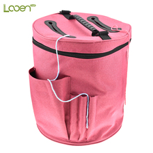 Looen Empty Yarn Storage Bag Organizer For Crochet Knitting Accessory Tote Accessories DIY Sewing