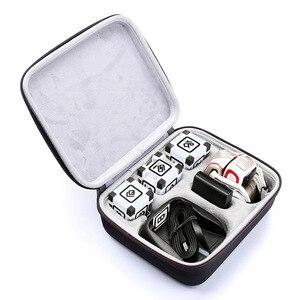 Image 2 - 新 Eva ハードケースボックスためアンキ Cozmo ロボットおもちゃ旅行防水保護カバーポーチボックスダブルジッパーバッグ