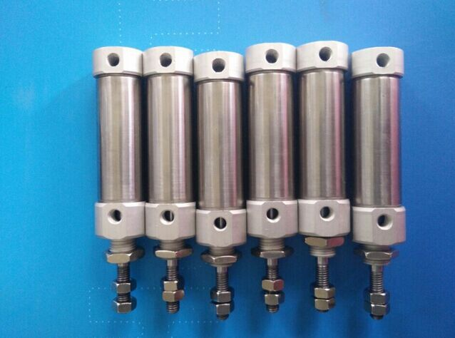 FREE SHIPPING 2pcs/lots SMC Type air Cylinder CDJ2B 16-75 Mini Pneumatic Cylinder Double Acting 16-75mm cjpb smc similar type cylinder single acting spring return mini pneumatic compressed air cylinder high quality sanmin