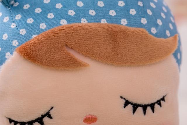 13 Inch Plush Sweet Cute Lovely Stuffed Bonecas Baby Kids Toys for Girls Birthday Christmas Gift Angela Rabbit Girl Metoo Doll