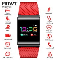 MNWT Smart Watch For IOS And Android Men Women Bluetooth Digital Smartwatch Fitness Sleep Tracker Call Message Reminder Features