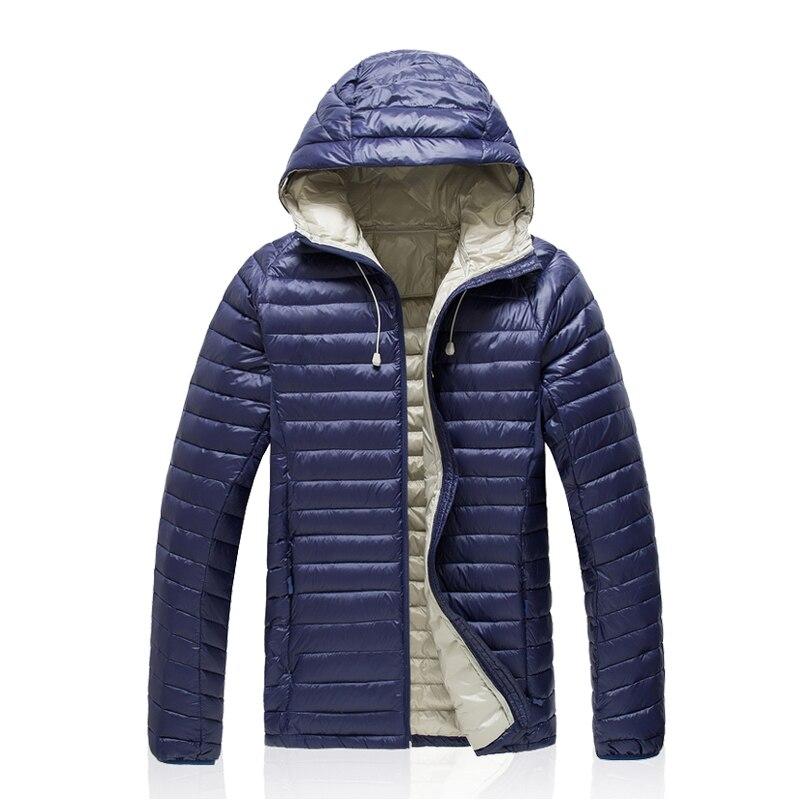 Fashion Outdoors Puffer Lightweight Parka Winter Jacket