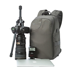 цена на FREE SHIPPING NEW Lowepro Transit Backpack 350 AW SLR camera bag backpack shoulders with All Weather Cover wholesale