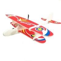 חשמלי יד לזרוק קצף מטוסים חשמלי נדנדה Usb טעינה תעופה דגם גלשן צעצוע חיצוני צעצוע-במטוסי RC מתוך צעצועים ותחביבים באתר
