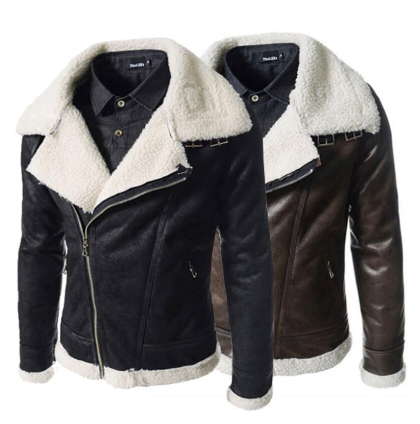 Fine Leather Jackets - Coat Nj