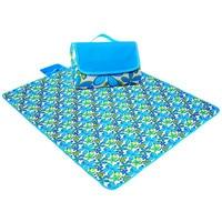 Outdoor Camping Mat 150*180cm Waterproof Foldable Widen Picnic Mat Beach Blanket Baby Multiplayer Tourist Mat 7