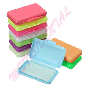 10 Packs Dental Orthodontics Ortho Wax For Braces Gum Irritation Relief Multi Scents Food Grade