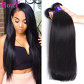 Mink Peruvian Virgin Hair Straight 3 Bundles Peruvian Straight Virgin Hair 7A Unprocessed Human Hair Peruvian Hair Weave Bundles