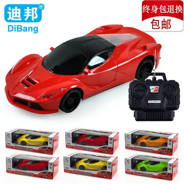 O envio gratuito de 2015 novos carros de brinquedo das crianças populares, carro de controle remoto sem fio, venda quente do carro do rc WJ008