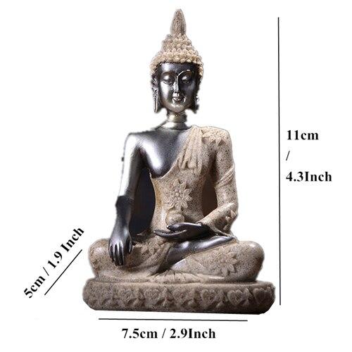 Black Buddha 132