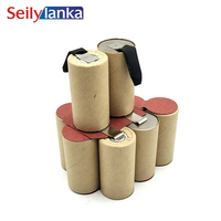 3000mAh for Pro Work 12V Ni MH Battery pack CD AccuPack 12 for self installation