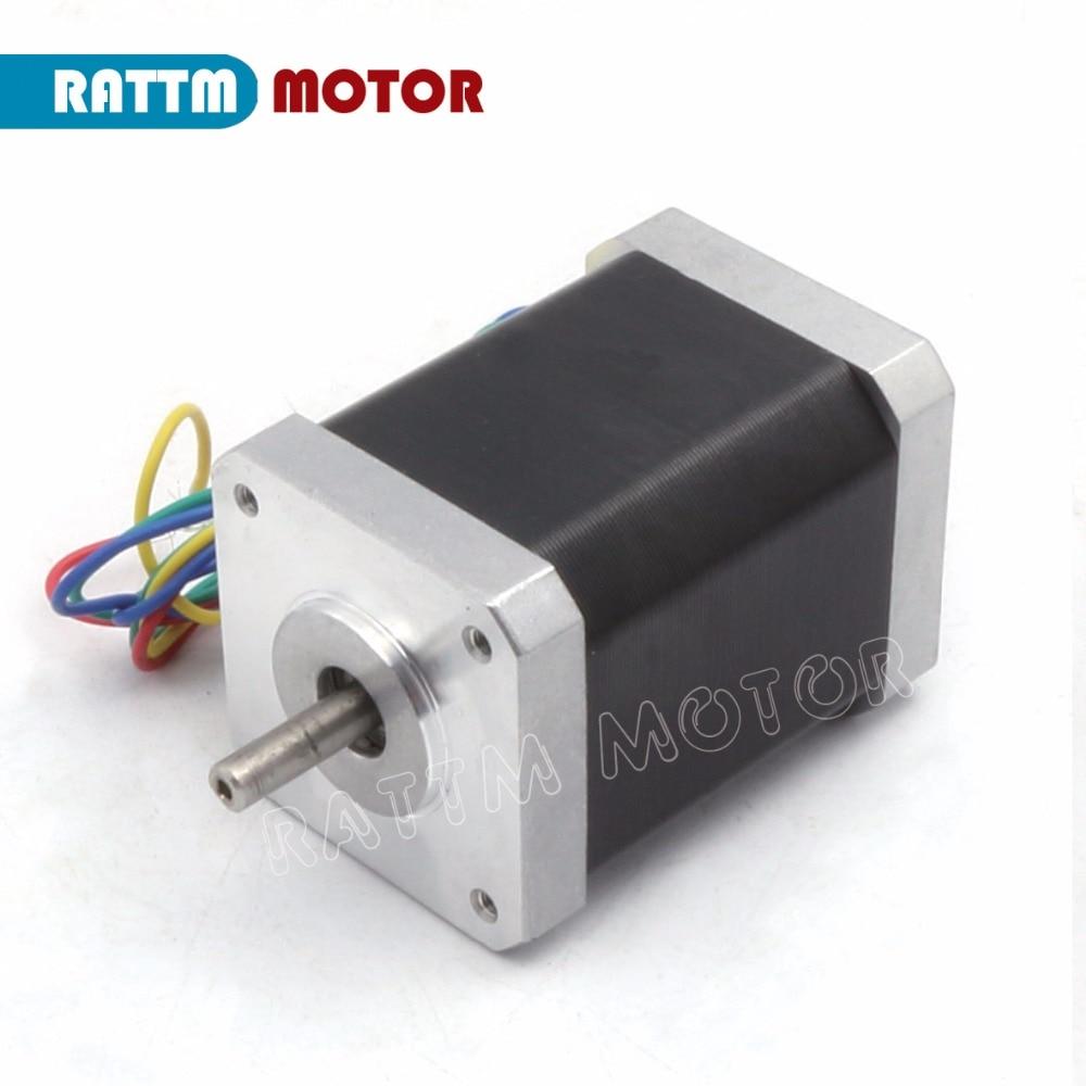 medium resolution of 5pc nema17 stepper motor 60mm 95 oz in 1 8a cnc military products probotix wiring diagram