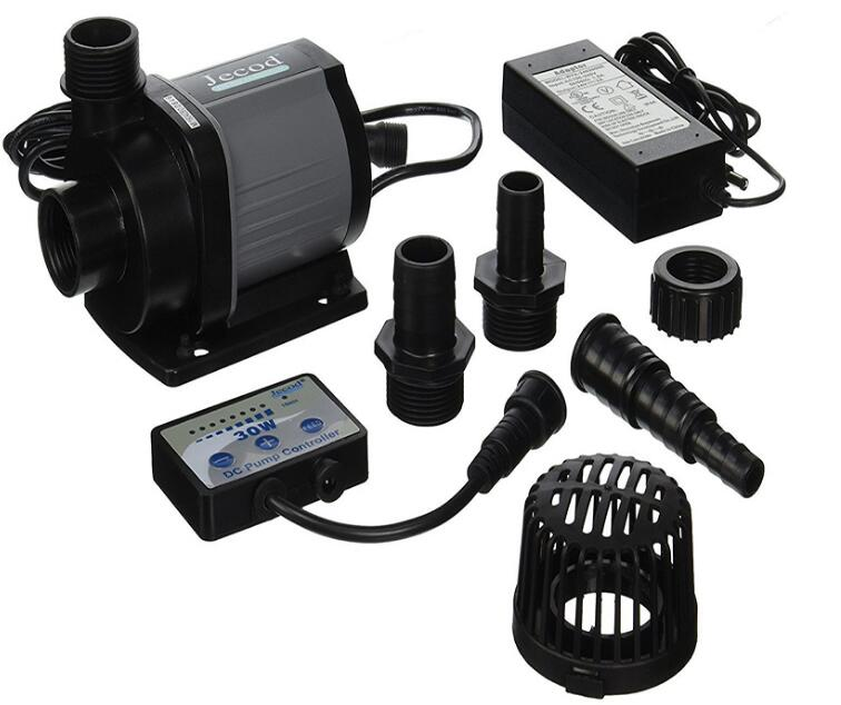 Jebao DCS 4000 DCS4000 return pump with conrtoller and adjustable power (Up to 4000 LPH)-in Water Pumps from Home & Garden    1