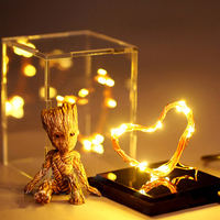 Guardians Galaxy Night Lights Groot LED Luminaria Room Decoration Desk Lamp Holiday Gifts Creative Young Groot