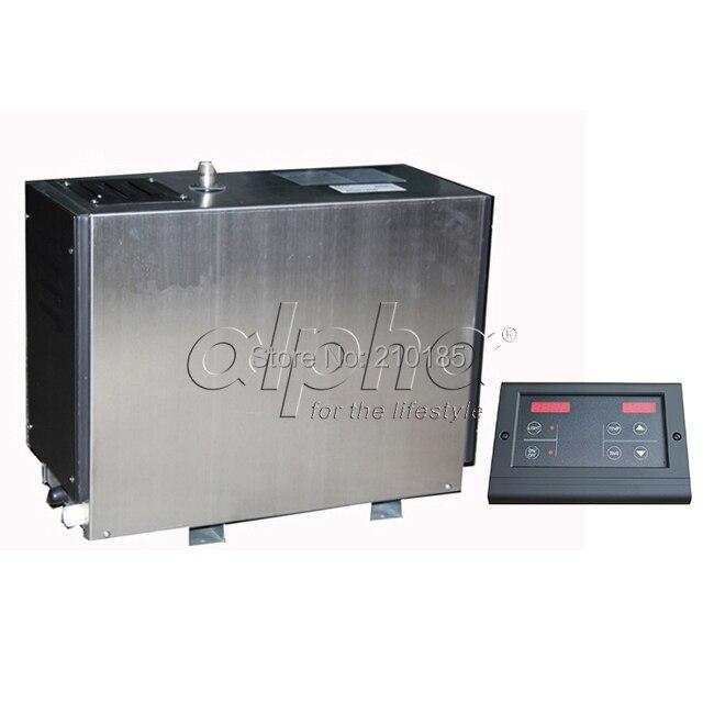 9KW380-415V 50 HZStainless acciaio Heavy duty uso Commerciale/domestico generatore di vapore conversazione Energy CEeffective costo