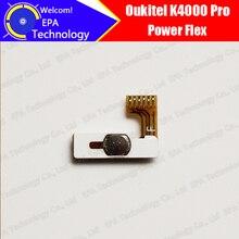 100% Оригинал Новый для Oukitel K4000 Pro Мобильный Телефон Power On/Off Старт Шлейф Аксессуары