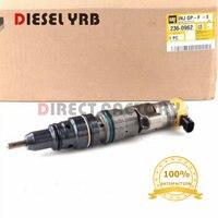 本物のブランドの新しいディーゼル燃料噴射装置 236 から 0962 、 10R7224 、 2360962 C7 、 C9 エンジン