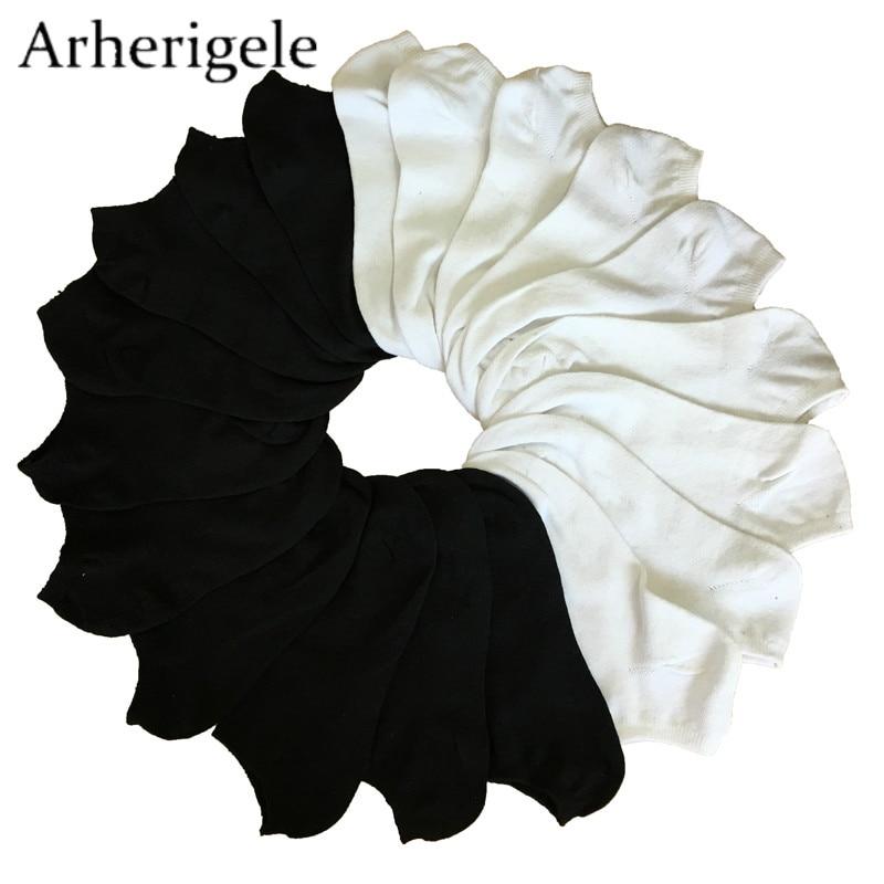 Arherigele 7Pairs Női rövidnadrág Nyári Női Low Cut Női zoknik - Női ruházat