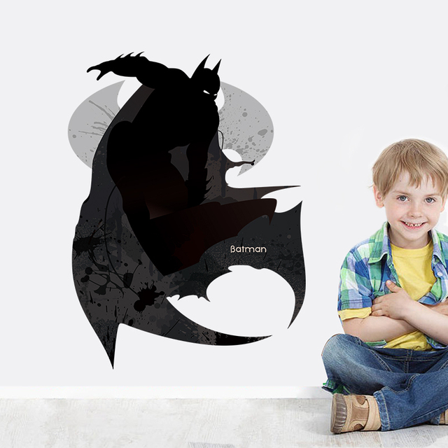 The Batman Hero Wall Sticker