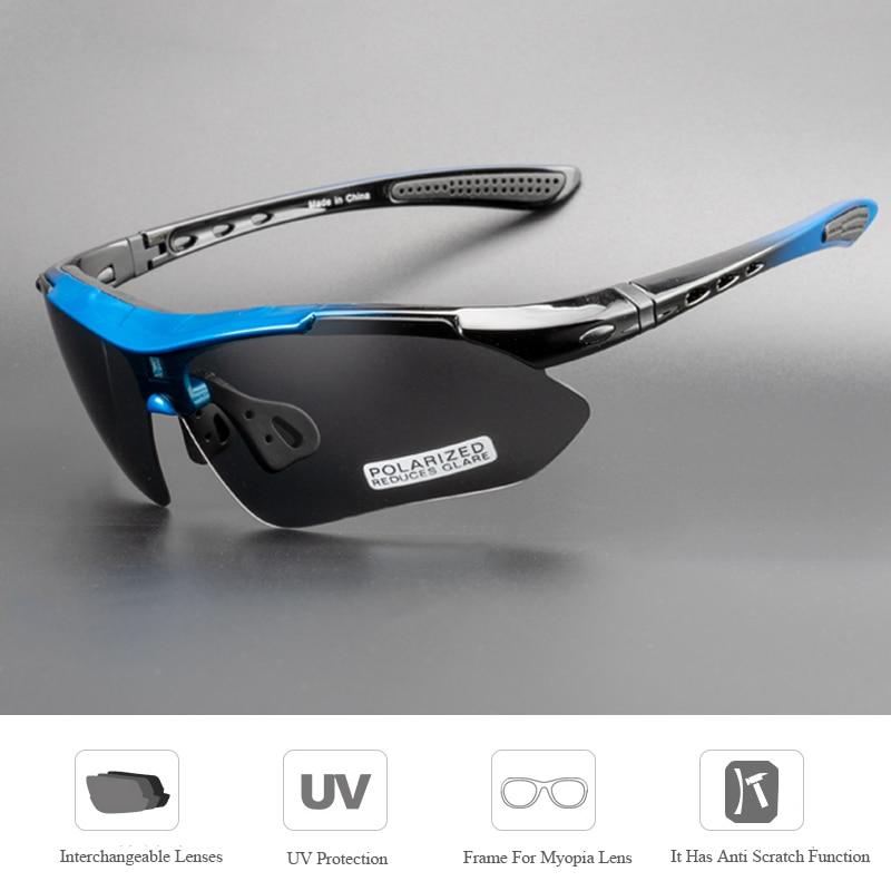 Syzet e çiklizmit profesional të polarizuar për biçikleta Syze - Çiklizmit - Foto 6