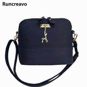 runcreavo 2018 Messenger Bags Women Shoulder Bags Handbag cefa9834dfa7a