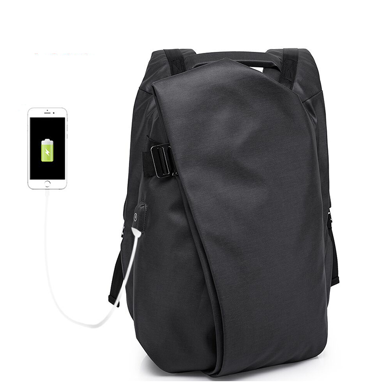 все цены на 2018 New Men Backpack Multifunction USB Charging Laptop Anti Theft Backpacks For Teenagers School Bags Waterproof Travel Bag