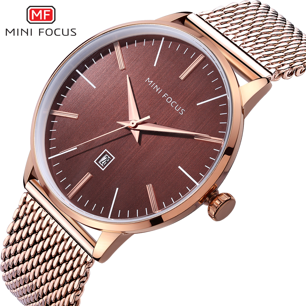 Men's Watches New luxury brand watch men Fashion sports quartz-watch stainless steel mesh strap ultra thin dial date clock fashion watch top brand oktime luxury watches men stainless steel strap quartz watch ultra thin dial clock man relogio masculino