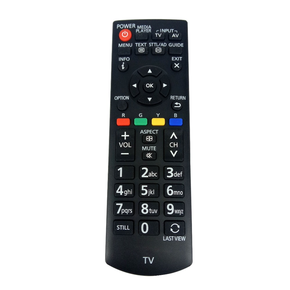 Aliexpress.com : Buy NEW Original N2QAYB000818 for Panasonic TV Remote control for TH42A400A TH50A430A Fernbedienung from Reliable Remote Controls ...