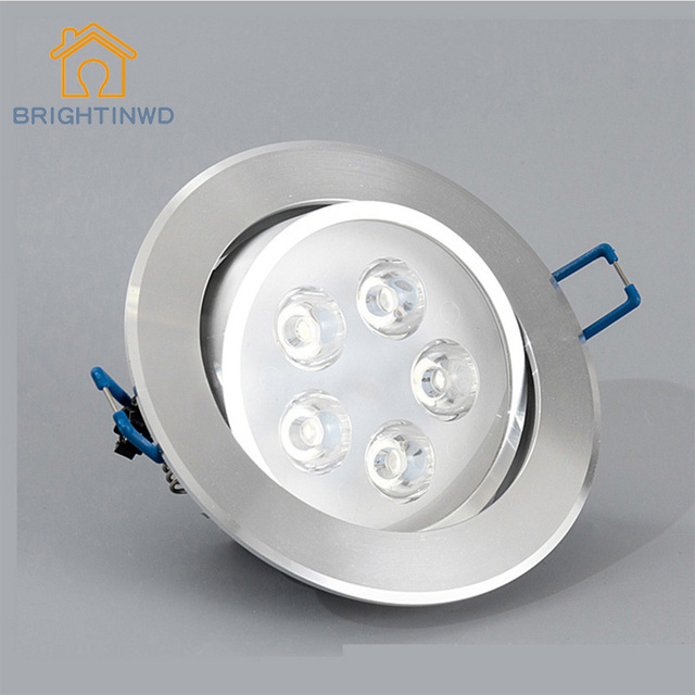 Brightinwd home interior lighting commercial led ceiling light led brightinwd home interior lighting commercial led ceiling light led spotlight 5w wall light mozeypictures Choice Image
