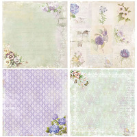 6 Inch Background Paper with Single Side Pattern For DIY Album Scrapbook Cards Craft DIY Handmade Origami Art Paper