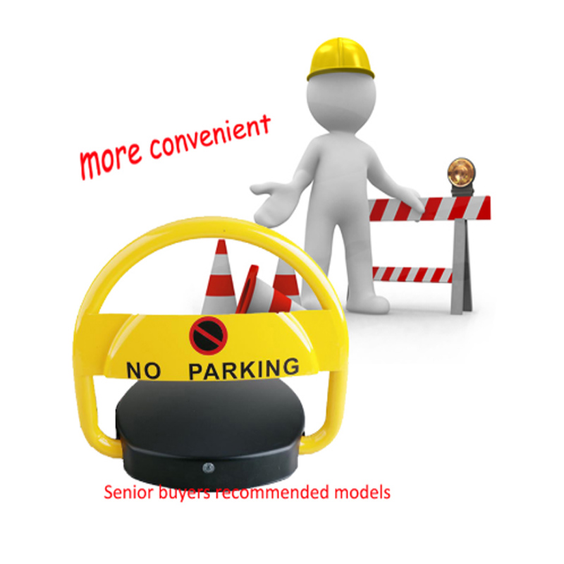 GALO Parking Space Protector/Remote Control Parking Lock/Parking Space Saver Car Parking Lock