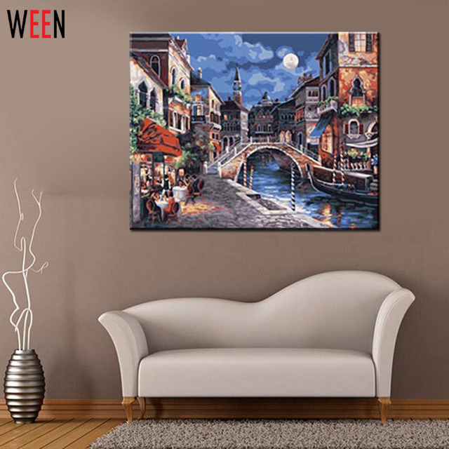 Compre quadros de parede sala estar diy for Sala de estar pintura