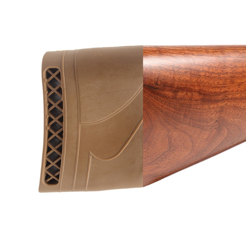 1 * Slip-On de Tiro con Escopeta Culata Extensión Protector de la Culata de la P