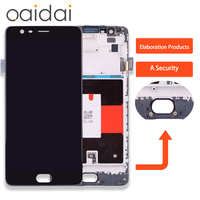 LCD Screen Display Touch Panel Digitizer For Oneplus 3 A3000 A3003 Assembly Replacement Sparparts