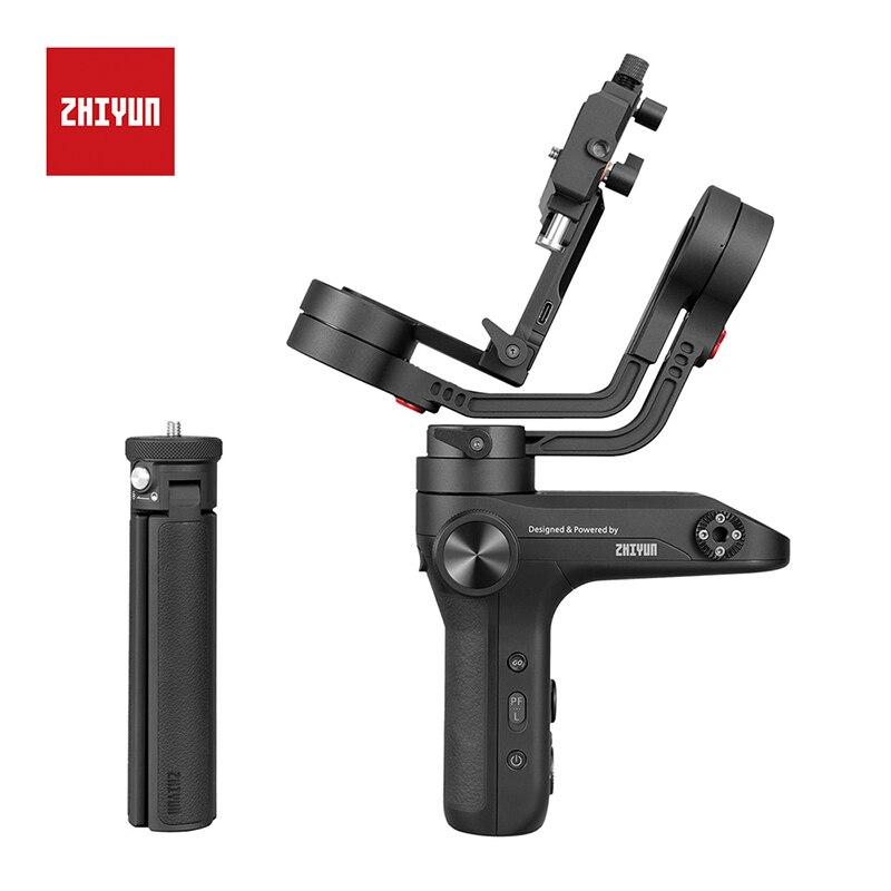 Zhiyun WEEBILL LAB Transmission d'image sans fil à cardan à 3 axes pour caméra sans miroir stabilisateur reflex numérique PK DJI Ronin S