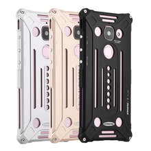 Kaneng Brand letv leeco le 2 pro case leeco le2 cover case Aluminum Metal Frame+Brushed PC Back Cover For letv le 2 X620 cases