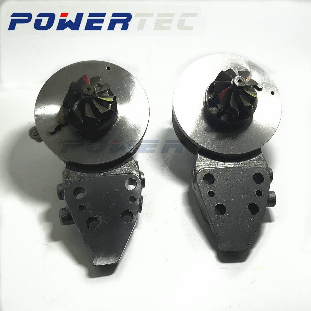 755299 Твин турбо патрон левой и правой для VW Touareg V10 TDI ссылки 230Kw 313HP аых турбины ядро КЗПЧ 742809 755300