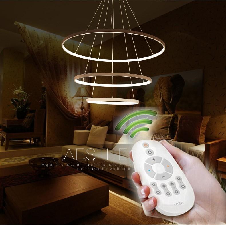 40CM-60CM-80CM-Modern-pendant-lights-for-living-room-dining-room-Circle-Rings-acrylic-aluminum-body