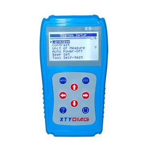 Image 1 - 최신 진단 스캐너 XD601 OBD2 OBDII EOBD 자동 코드 리더 데이터 테스터 자동차 진단 스캐너 코드 리더 데이터 테스터 스캔