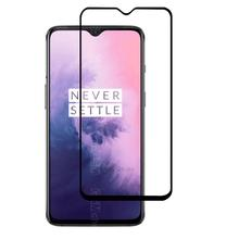 5D Curved Tempered Glass For Oneplus 7 9H Explosion-proof Screen Protector For Oneplus 7 Ultra Thin HD Film