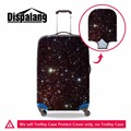 Galaxy Cool Waterproof Luggage Cover for Women Mens Luggage Protective Covers Elastic Fashion Girls Suitcase Protector Covers