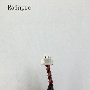 Image 3 - Rainpro 1 قطعة/الوحدة CR2032W CR2032 2032 مع خط BIOS coms زر خلية بطارية ليثيوم بطارية لأجهزة الكمبيوتر المحمول اللوحة الأم