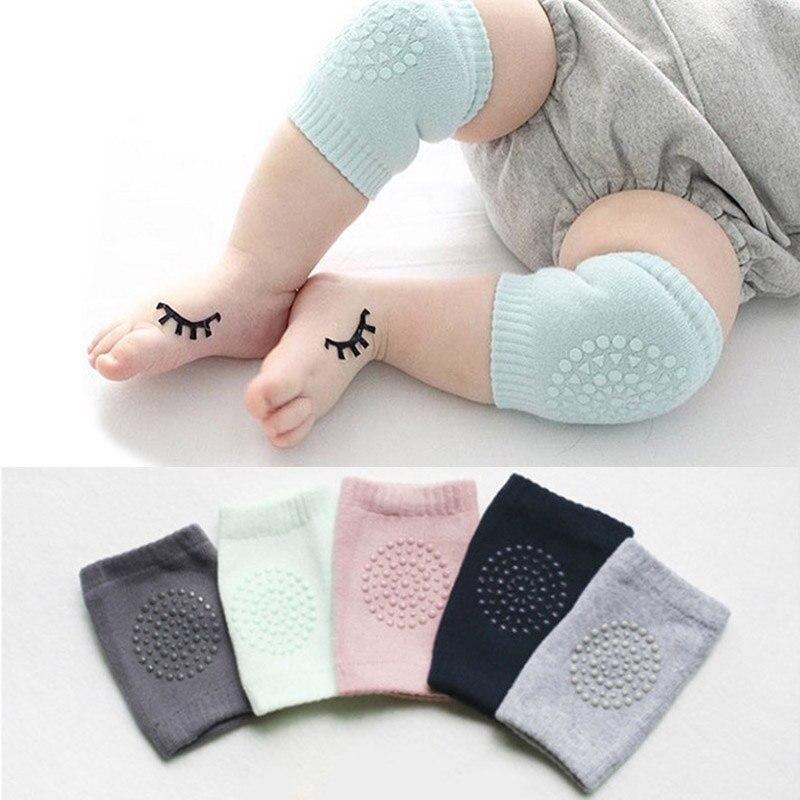 1 Paar Baby Knie Pads Pasgeboren Peuter Been Warm Knie Protectors Voor Kinderen Kniebeschermers Baby Kruipen Elleboog Protector Weelderig In Ontwerp