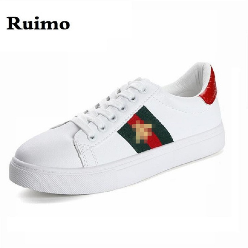 sneakers Big Size Genuine Leather woman Shoes, High Quality woman Sports Shoes, Brand Shoes sport men woman running shoes zapati